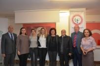 ECZACI ODASI - Başkan Vekili Güral Organ Bağışına Destek İstedi