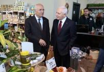 HIKMET ÇETIN - Başkan Yaşar, Doğal Çiftlik Ürünleri Merkezi'nin Açılışına Katıldı