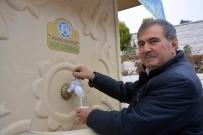 SEMT PAZARI - Bigadiç'in Çeşmelerinden Süt Akıyor