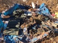 ELEKTRİK KABLOSU - Bingöl'de 6 Sığınak Ele Geçirildi