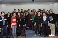 AHMET ZENGİN - Biyomedikal Ve Jeoloji Mühendisi Adaylarına 'Kariyer Planlama' Eğitimi Verildi