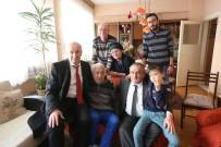 İZZET BAYSAL DEVLET HASTANESI - Bolu Belediye Başkanı Yılmaz'dan Efsane Oyuncuya Ziyaret