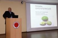 BOZOK ÜNIVERSITESI - Bozok Üniversitesi'nde 'Ceviz Yetiştiriciliği Ve Besin Değeri' Anlatıldı