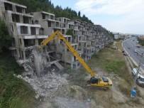 KAYACıK - Büyükşehir'den Kaçak Yapılaşmaya Geçit Yok