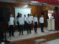 GÖKHAN ZENGIN - Çatalzeytin'de Öğretmenler Günü Coşkusu
