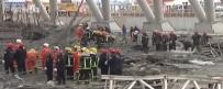 İTFAİYE ARACI - Çin'de İnşaat Faciası Açıklaması 40 Ölü