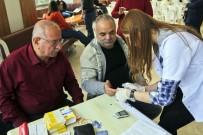 MALTEPE BELEDİYESİ - Diyabet Haftası'nda Şeker Taraması