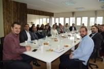 TEKNOPARK - Düzce Teknopark Ve Düzce TTO İş Ortaklarıyla Buluştu