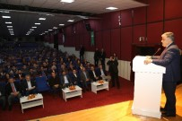 BÜYÜK ANADOLU - Ereğli Belediyesi'nden 'Büyük Anadolu Aklı' Konferansı