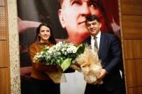 RıDVAN FADıLOĞLU - Fadıloğlu Şehitkamilli Öğretmenlerin Gününü Kutladı