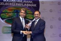 FATİH BELEDİYESİ - Fatih Belediyesi 'Yerel Yönetimlerde Coğrafi Bilgi Sistemleri'  Alanında Ödüle Layık Görüldü