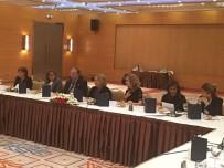 BALÇİÇEK İLTER - Fatma Şahin, AB Ülkelerinin Büyükelçi Ve Müsteşarlarına FETÖ'yü Anlattı