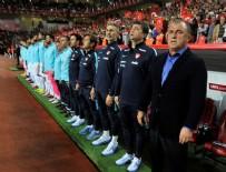 A MİLLİ FUTBOL TAKIMI - FIFA dünya sıralamasını açıkladı