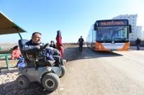 ANDROİD - Gaziantep'te Otobüs Beklemeye Son