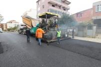 OSMAN YıLMAZ - Gebze'de Asfalt Çalışmaları Hız Kesmiyor