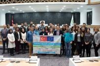 ABDULLAH ÖZTÜRK - Genç Turizmcilerden Başkan Toru'ya Ziyaret
