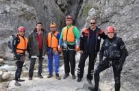 MEDİKAL KURTARMA - Harmankaya Kanyonunda Risk Belirleme Çalışması