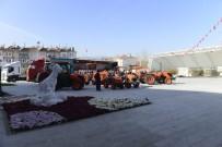ŞEHMUS GÜNAYDıN - Isparta'da Tarım Fuarı Açıldı