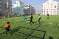 Karaman'da 8 Yeni Mest Spor Sahasında Çalışmalar Tamamlandı