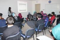 AFET BİLİNCİ - Karaman'da Genç Gönüllülere Afet Bilinci Eğitimi Verildi