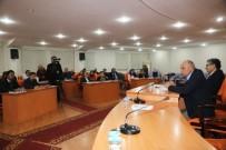 ARAŞTIRMACI - Karaman'ın Gelecek Vizyonu Toplantısı Yapıldı