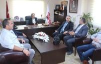 DIŞ HEKIMI - Kemik Açıklaması 'Mersin'in Batısında Yeni Bir Ağız Diş Sağlığı Merkezi Planlıyoruz'