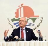 MÜZAKERE - Kılıçdaroğlu'ndan AP'nin Türkiye kararı hakkında ilk yorum