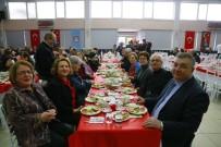 MEHMET SIYAM KESIMOĞLU - Kırklareli Belediyesi Emekli Öğretmenleri Unutmadı