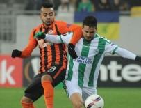 EDUARDO - Konyaspor Avrupa'ya veda etti!.