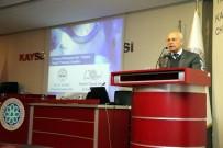 ERCIYES ÜNIVERSITESI - KTO'da 'Kobilerde Finans Yönetimi Semineri' Düzenlendi