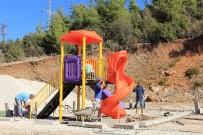 TAHTEREVALLI - Kumluca'ya Yeni Oyun Parkı Ve Spor Alanı