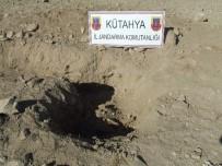 KAÇAK KAZI - Kütahya'da Kaçak Kazı Operasyonu