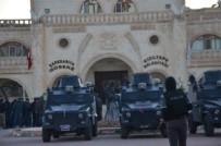 Mardin'in Kızıltepe Belediyesine Operrasyon