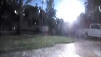 FLORIDA - Meteorun Düşme Anı Kamerada