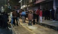 Milas'ta Fotoğrafçı Dükkanı Yangında Zarar Gördü