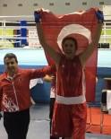 MİLLİ BOKSÖR - Elif Güneri Avrupa Şampiyonu oldu