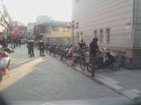 TRAFİK TESCİL - Motosiklet Sürücülerine Ceza Yağdı