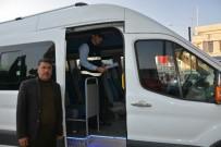 GÜZERGAH - Öğrenci Servislerinin Rutin Kontrolü Yapıldı