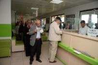 EMLAK VERGİSİ - Osmangazi'de Vezneler Hafta Sonu Da Açık