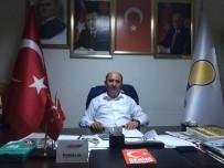 AHMET ÖZDEMIR - Özdemir, 'Öğretmenler Günü Kutlu Olsun'