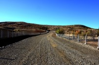 GÜZERGAH - Pütürge'de, 8 Mahallenin Ulaşımı Sağlanacağı Köprü Tamamlandı