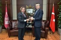 ROMANYA - Romanya Büyükelçisi Şopanda'danDemircan'a Ziyaret