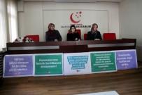 ÖZLÜK HAKLARI - Saadet Partisi Kadın Kolları Tanıtma Başkanı Burcu Çetinkaya Açıklaması Açıklaması