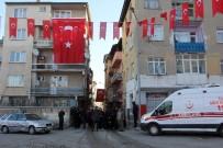 DERECIK - Şehidin Cenazesi Erzurum'a Getirildi
