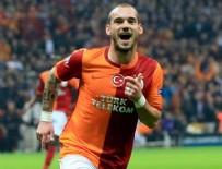 WESLEY SNEIJDER - Sneijder İtalya'ya gidiyor