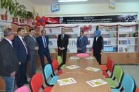 Soma'da İki Okula Kütüphane Kazandırıldı