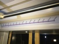VAGON - Sürücüsüz Metro Hattında Vagonlar Raya İndirildi