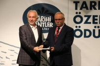 ULU CAMİİ - Tarihi Kentler Birliği'nden Kütahya Belediyesi'ne Başarı Ödülü