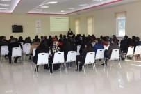 AHMET TURAN - TKDK Ziraat Fakültesi Öğrencileriyle Buluştu