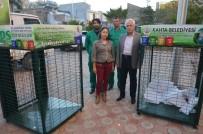 ABDURRAHMAN TOPRAK - 'Topla Dönüştür Kahta'yı Değiştir' Projesi Hayata Geçiyor